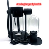 Stundenglass Gravity Bong hookah kit dab rig Water Pipe Smoking Accessories For Recycler glass Bongs
