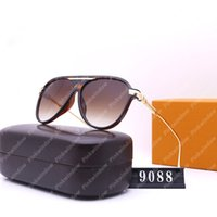 Mode Sonnenbrille Frauen Herren Designer Sonnenbrille Luxus Gläser Luxurys Designer Gläser UV-Proof Hohe Qualität Großhandelspreis 21032401l
