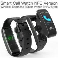 Jakcom F2 Smart Call Guarda il nuovo prodotto di Smart Wristbands Match for Best Smart Wristband 2018 Band Band impermeabile V07 Wristband