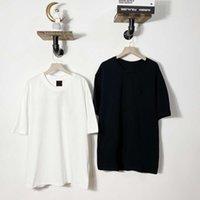 Совместно спроектированная футболка Новый Бренд Хлопок Летние Мужские с короткими рукавами с короткими рукавами с короткими рукавами 85236