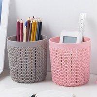 Storage Boxes & Bins Cylinder Hollow Makeup Brush Box Rack Empty Bag Receiving Tools