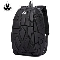 Backpack Trend Business Travel Bag Leisure Personality Men's Outdoor Fashion Earphone Hole