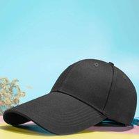 Summer extended eaves baseball cap men and women travel leisure sunscreen big head duck tongue hat
