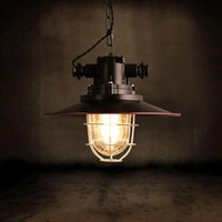 Pendant Lamps American Lights Industrial Hang For Dining Room Restaurant Lamp Vintage Loft Kitchen Fixtures Suspension Luminaire