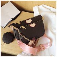 1-22 LOUIS Vuitton Lv bag Borsa a tracolla da donna di moda Catena di marca Designer Designer Designer Designer di lusso Borse di lusso