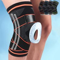 Elbow & Knee Pads 1PCS Sport Strap Cycling Braces KneePad Joints Support Patella Protection Basketball Volleyball Kneecap