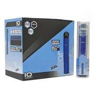 バーンXXL電子タバコキット使い捨てデバイス800mAhロー電池の電池プレフィルド6MLカートリッジPOD 2000 PUFFS XXTRAキットVSバーフローXTRA PLUS XL POSH MK