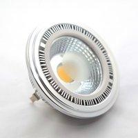 المصابيح أحدث AR111 البوليفيين عكس الضوء 15W الأضواء السقف مصباح LED QR111 ES111 GU10 G53 Shippin مجانا