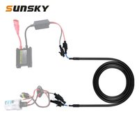 Other Auto Electronics Car HID Xenon Ballast Cable High Voltage Extension Harness 100cm, 50cm, 30cm