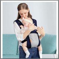 캐리어, 슬링 배낭 안전 장비 아기, 키즈 Maternityerg 공학적 베이비 캐리어 슬링 랩은 얼굴과 다시 태어난 유아를 위해