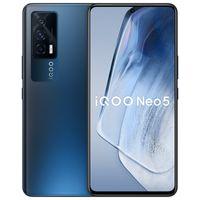 "Original vivo iqoo neo 5 5g Handy 8 GB RAM 128 GB 256GB ROM Snapdragon 870 48MP NFC 4400mAh Android 6.62 ""Am gelöster Vollbild-Fingerabdruck-ID FACE WACK SMART-Handy"