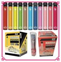 Bang XXL e-cigarrillos e-cigarrillos 800mAh batería 2000 Puffs Vape Pen E Vapor Pod VS XXTRA Puff Bar más Vaporizador