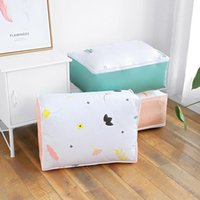 Clothing & Wardrobe Storage Home Blanket Organizer Packing Cubes Travel Luggage Duvet Cover Quilt With Zipper Clothes