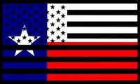 Großhandel Fabrikpreis 100% Polyester 90 * 150 cm 3x5 fts Vereinigte Staaten Texas Flagge für Dekoration GWD5731