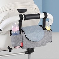 Diaper Bags Baby Bottle Cup Holder Maternity High Quality Nappy Bag Accessories For Portable Carriage