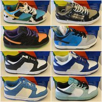En Kaliteli Sneakers Erkekler Kadınlar Ayakkabı SB Düşük Dunk PRM Sneaker Orta Köri Dunks Platformu Tasarımcısı Kaykay UNC gecesi Yaramazlık Kentucky Eğitmenler Chaussures