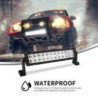 Car Headlights Accessories Led Work Light Ceiling Grid Front Bumper Off-road SUV 120W 6000K Bulb
