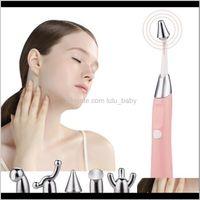 6 in 1 Beauty Bar Beauty Eye Eye Eye Eye County Anti rughe Pelle viso Sollevamento Transazione MAS Stick Tool G1hyx HU504