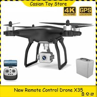 RC Drone Camera GPS 5G WiFi 4K HD Professional Quadcopter Brushless Drones 3 Axis Gimbal Stabilizer 22minute Dron