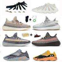 V2 الأحذية 2018 19 نسخة زبدة السمسم جرار زيبرا بيلوجا 2.0 أحذية تين تينت ستاتيكتريبل أحذية سوداء مع مربع
