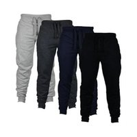 Erkek Pantolon Moda Fitness Pantolon Baskılı Pamuk Rahat Erkekler Yüksek Kaliteli Eğlence Rahat Sweatpants