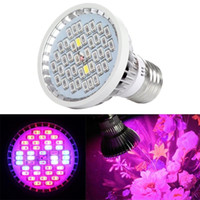 Est Led Grow Light ,30W E27 Bulbs Input 85~265V For Indoor Garden Greenhouse And Hydroponic Plants Full Spectrum Growing Lamp Lights