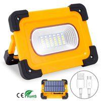 Lampes solaires Rechargeable 36led Light USB USB PRODUCTION PORTABLE AVERTISSEMENT DE TENTS D'AVERTISSEMENT POUR CAMPING DHL