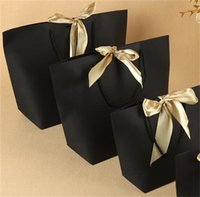 Confezione da regalo di grandi dimensioni Confezione con manico in oro Goll Garden Borse regalo Kraft con manici Wedding Baby Shower Birthday Party Favore 212 V2
