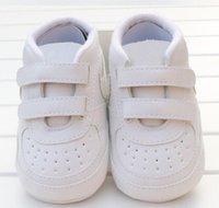 Baby First Walker Sneakers de haute qualité Nouveaux Girls garçons Soft Sole Sole Chaussures Toddler Enfants Prewant Prewant Prewant Personal Shoes