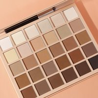 New Make Up eye shadow cosmetics custom glitter 30 colors private label eyeshadow palette
