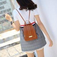 الجملة الأزياء حقيبة الظهر مصغرة حقيبة واحدة الكتف المرأة حقيبة رسول حمل حقيبة مدرسية صغيرة 50YB #