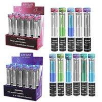 Air Bar Lux Disposable Device E Cigarettes Dab Pen 500mah 2.7ml Vape Pods 1000 puffs Starter Kit puff xxl airbar max