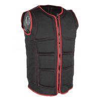 Adult Drafting Life Jacket Folding Neoprene Floating Life Vest Swimming Clothing Removable Buoyancy Aid Jacket Swimming Vest