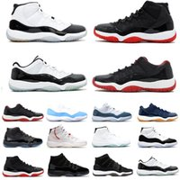 air jordan jordans jordon jordons aj Jumpman Erkekler Kadınlar 11 Basketbol Ayakkabıları 11s Concord Yüksek Düşük Pantone Uzay Reçel Gamma Blue Cap ve Kıyafeti Sneakers Eğitmenler