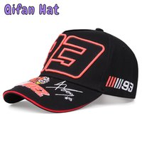 Qifan Fashion Men's Outdoor F1 Racing Hat Cotton High-quality Baseball Cap Motorcycle Hat Sun Hat Women
