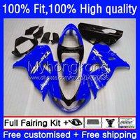 Injection Mold Body For SUZUKI Gloss blue SRAD TL1000 TL 1000 R 1000R 98 99 00 01 02 03 Bodywork 30No.50 TL1000R 1998 1999 2000 2001 2002 2003 TL-1000R 98-03 OEM Fairing