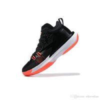 Erkek Lebron 18 Düşük Zion 1 PF Ayakkabı Bayan Çocuklar GEN 1S Sneakers Siyah Kırmızı Bred ZNA Karanlık DNA Marion Noah Grafiti Beyaz Pembe Michigan
