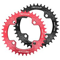 Bike Freewheels Chainwheels 32T / 34T / 36T / 38T Changering 104 мм BCD 4-Болт велосипедное кольцо, совместимое с 7/8/10/10/11 Скорость