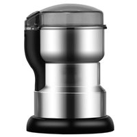 Manual Coffee Grinders 400w Grinder Electric Grinding Machine Spice Bean Accessories Dry Food Spices Kitchen Mill Blender Nut