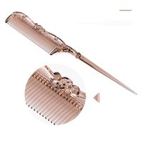 Hair Brushes Care Professional Pin Tail Edge Comb Home Salon Hairdressing Styling Brush Tool