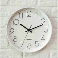 Wall Clocks Simple Classic Decorative Quartz Clock Modern Digital Silent Fashion Relojes De Pared Unique Watch 40C0005