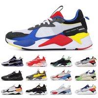 Sapatos de Running de Alta Qualidade RS Reinvenção Unisex Brinquedos Marca Designer Mens Hasbro Transformers Casual Womens Sports Sneakers 36-45