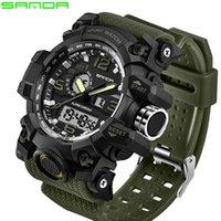 Designer Guarda Marca Orologi Marca Guarda Luxury Watch Sport militari LED Digital Impermeabile Digital Relogio Masculino