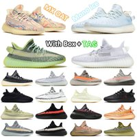 adidas kanye west yeezy boost 350 v2 yezzy yeezys shoes 2021 chaussures yecheil sun scarpe shoes 3m white black reflective mens women stock x sneakers wave runner 700 v2 v3