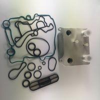 Upgraded Design OEM-motoroliekoeler 6.0 Diesel Kit 3C3Z-6A642-CA