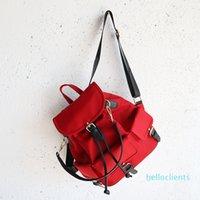 fashion Designer Shoulder Bags 2021 Waterproof Oxford Spin Travel Backpack Women Handbag nylon bag bucke