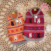 Malzemeler Şeker Pet Köpek Kazak Sonbahar ve Kış Giyim Gaspard Et Lisa Jakarlı
