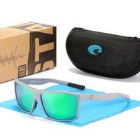 Costa Costa Gafas de sol para hombre Rinconcito_580P Polarizado UV400 PC Lente de la PC de alta calidad de moda diseñadores de lujo Gafas de sol para las mujeres TR90