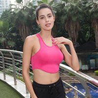 Yoga Outfits Fitness Breathable Sexy Vest Sleeveless Sportswear Solid Tank Top Sports Gym Women Quick-Dry Running Shirt