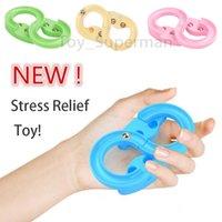 Stress Relief Fidget Toy 88 Track Decompression Sistema de Indução Handheld Trens Spinner Squishy Antistress Brinquedos Adultos Criança Reliver Engraçado Sensory